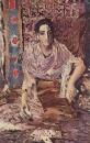 Гадалка. 1895. Холст, масло. 135,5x86,5 см. ГТГ