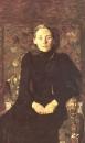 Портрет М.И.Арцыбушевой. 1897. Холст, масло. ГТГ