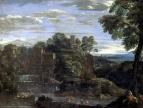 Пейзаж с Бегством в Египет