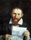 Портрет монсеньора Джованни Баттиста Агуччи