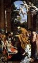Последнее причастие святого Иеронима