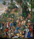 Мученичество десяти тысяч христиан