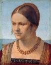 Портрет молодой венецианки