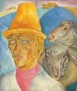 Пастух в горах (Клюев-пастырь)