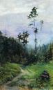 Уральский пейзаж. 1930