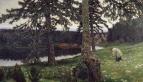 Озеро. 1902
