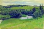 Северный пейзаж. 1902