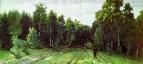 Лесная тропинка. Абрамцево. 1885