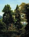 Итальянский пейзаж. 1820 год