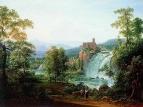 Водопад.1880-е