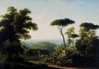 Итальянский пейзаж. 1819 год