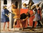 Казнь Иоанна Крестителя