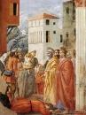 Раздача имущества и смерть Анании