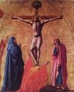 Полиптих для Санта Мария дель Кармине в Пизе. Распятие