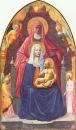 Мария с младенцем и Анной