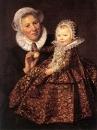 Кормилица с ребенком