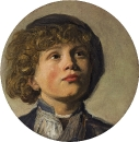 Голова мальчика