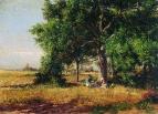 В окрестностях С Преста, во Франции  1865