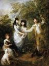 Дети семейства Маршам