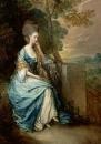 Портрет графини Анны Честерфилд