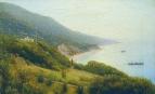 У крымских берегов