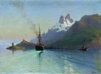 Боде на Лофотенских островах в Норвегии
