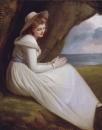 леди Гамильтон в образе Ариадны