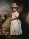 Маленькая пастушка