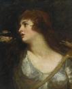 Портрет Эммы Гамильтон в образе Жанны д Арк