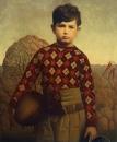 Клетчатый свитер