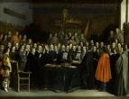 Подписание Мюнстерского мирного договора