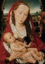 Мария с ребенком