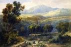 Lake Scene, North Wales