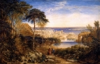Carthage. Aeneas and Achates