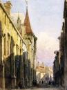 Street in Beauvais