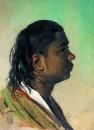 Мальчик-узбек. 1867-1868