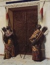 Двери Тимура (Тамерлана). 1872
