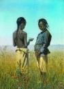 Дети племени солонов. 1869-1870