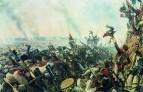 Конец Бородинского боя. 1899-1900