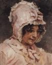Итальянка. 1884