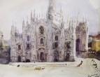 Миланский собор. 1884