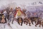 Большой маскарад в 1772