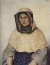 Портрет Т.К.Доможиловой. 1891