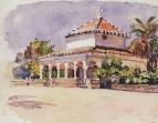 Севилья. Альказар. 1910