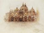 Собор Св.Марка в Венеции. 1900