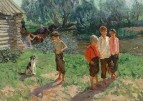 Тройка (Рябятишки у речки)