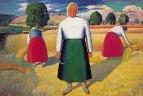 Жницы. 1928-1929