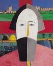 Голова крестьянина. 1928-1929