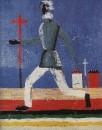 Бегущий человек. 1932-1934