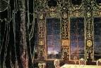 Столовая в доме Дон Жуана. Эскиз декорации к комедии Ж.-Б. Мольера Дон Жуан. 1910